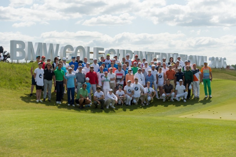 В Завидове определились финалисты BMW Golf Cup International